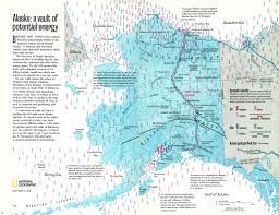 Alaska Route Map by National Geographic U0027s Trans Alaska Pipeline Story U2013 Malofiej