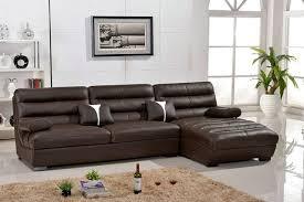 Curve Sofas Lizz Furniture Leather Curve Sofa Leather Corner L Shape Sofa