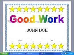 certificate in word awesome word certificate borders pictures