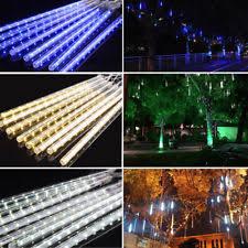 led christmas lights ebay meteor shower christmas lights ebay