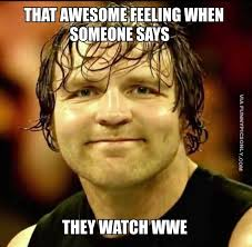 Find Funny Memes - things only wwe fans will find funny funnypicsonly