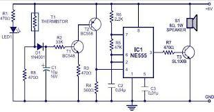 circuits u003e fire alarm circuit diagram for home security l33679