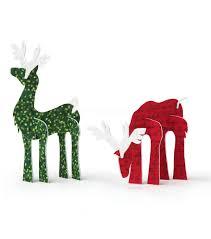 reindeer 3 d decor joann
