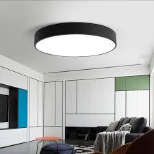 Led Light Fixtures Ceiling Modern Led Ceiling Lights For Living Room Bedroom Plafon Led Home