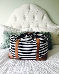 black friday weekend target fortunate house friday favourite striped weekender bag