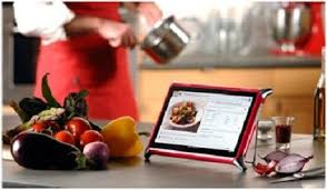 tablette tactile cuisine une tablette tactile made in