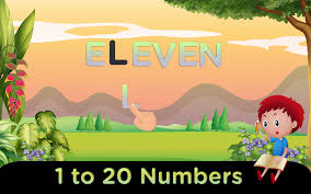 kids 1 to 20 numbers spelling android apps on google play