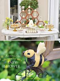 bee baby shower charming to bee baby shower vintage style hostess with