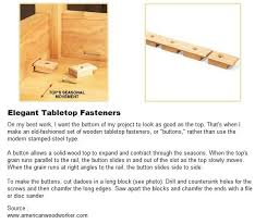 Table Top Fasteners by 981 Best Home U0026 Worshop Tutorials Images On Pinterest
