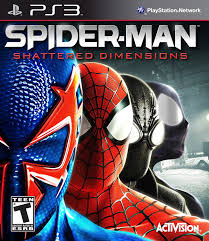 amazon com spider man shattered dimensions playstation 3