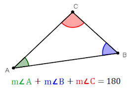 Define Interior Angle Angle Properties Of Triangles Wyzant Resources