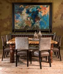 Western Dining Room Furniture by Tips U0026 Tricks Using Symmetry For Balance Rustic Western