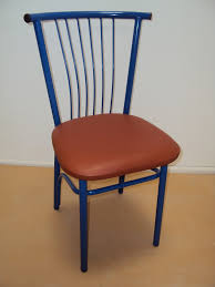 cheap professional metal chairs metal tables for restaurant