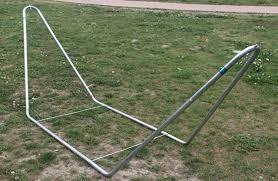 portable garden hammock stand outdoor foldable hammock holder