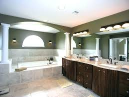 Contemporary Bathroom Light Fixtures Ezpass Club Bathroom 5 Light Fixtures
