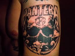 dimebag darrell inspired tattoos dimebag darrell u0026 pantera u003c3