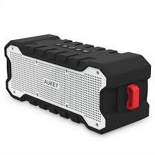 amazon com aukey soundtank bluetooth speaker with 30 hour