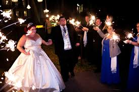Sparklers For Weddings Opulent Wedding With Gatsby Inspired Theme At Louisiana Plantation