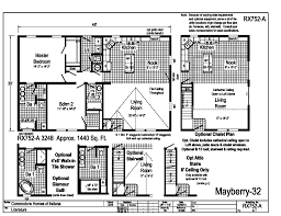 Modular Raised Ranch Floor Plans Grandville Le Modular Ranch Mayberry 32 Rx752a Find A Home