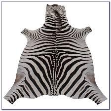 zebra hide rug ebay roselawnlutheran