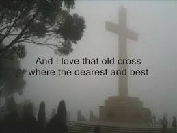 the old rugged cross sandi patti youtube