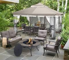 Sear Patio Furniture Sets Superb Patio Heater Patio Door Curtains On Sears Outdoor