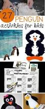27 super cool penguin activities for kids the kindergarten