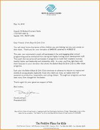 thank you for your donation letter ballard boys girls club thank