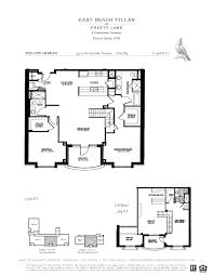 floor plans of east beach norfolk villas luxury condos villas