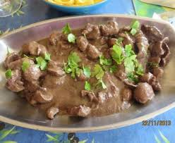 cuisiner des rognons de boeuf rognon de boeuf recette de rognon de boeuf marmiton