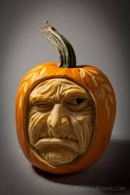 awesome pumpkin carvings masqueman photography and