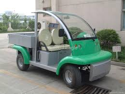 electric utility vehicles ce approved electric utility car with cargo box eg6042kdx