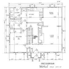 Saltbox House Plans Designs Floor Plans Polyvore
