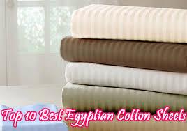 best linens top 10 best egyptian cotton sheets of 2018 top ten best lists