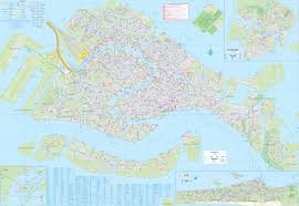 Map Of Venice Maps For Travel City Maps Road Maps Guides Globes Topographic