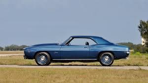 dusk blue camaro 1969 chevrolet camaro zl1 s121 indianapolis 2013