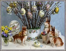 easter egg ornaments easter shop easter egg ornaments for easter trees d blumchen