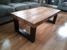 Coffee Tables Rustic Wood Collection In Rustic Wood And Iron Coffee Table U2013 Interiorvues