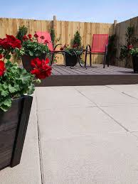 How Thick For Concrete Patio Granite Grip To Renew Your Concrete Patio