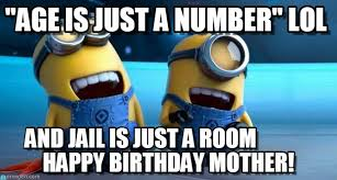 Over The Hill Meme - over the hill birthday minions laughing meme on memegen