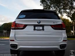 Bmw X5 White 2016 - licensed dealers for used luxury cars in miami