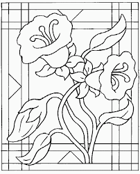nature coloring pages kids u2013 beautiful flower print free