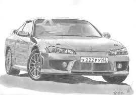 nissan silvia drawing nissan silvia s15 u2014 drive2