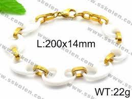 ceramic bracelet fashion images Ss ceramic bracelets kalen jewelry stainless steel jewelry jpg