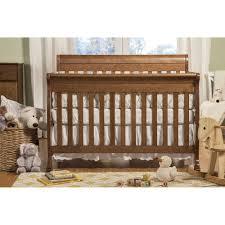 Davinci Kalani 4 In 1 Convertible Crib Davinci Kalani Chestnut 4 In 1 Convertible Crib W Toddler Rail M