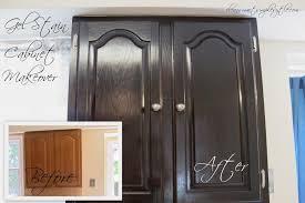 Java Gel Stain Cabinets Gel Stain Kitchen Cabinets 1000 Ideas About Stain Kitchen Cabinets