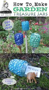 cosy garden craft ideas for kids in small home decor inspiration