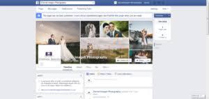 31 professional upmarket wedding photography facebook designs for