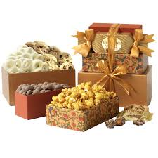 amazon com broadway basketeers gift tower of sweets gift basket