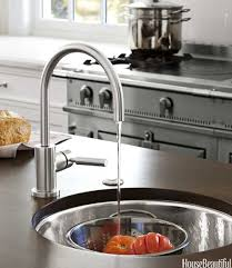 Kitchen Island Prep Sink Design Ideas - Kitchen prep sinks
